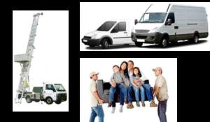 camion de déménagement à bruxelles