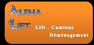 alpha lift déménagement